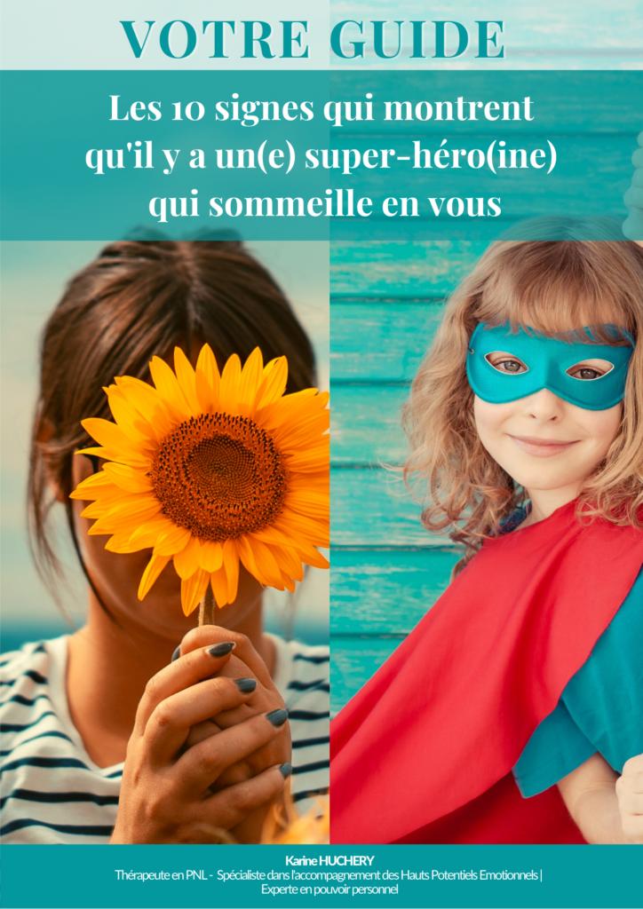 Votre guide : les 10 signes qui montrent qu'il un(e) super-héro(ïne) qui sommeille en vous